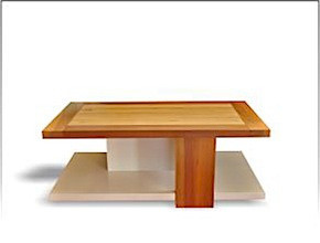 Recycled Totara Coffee Table