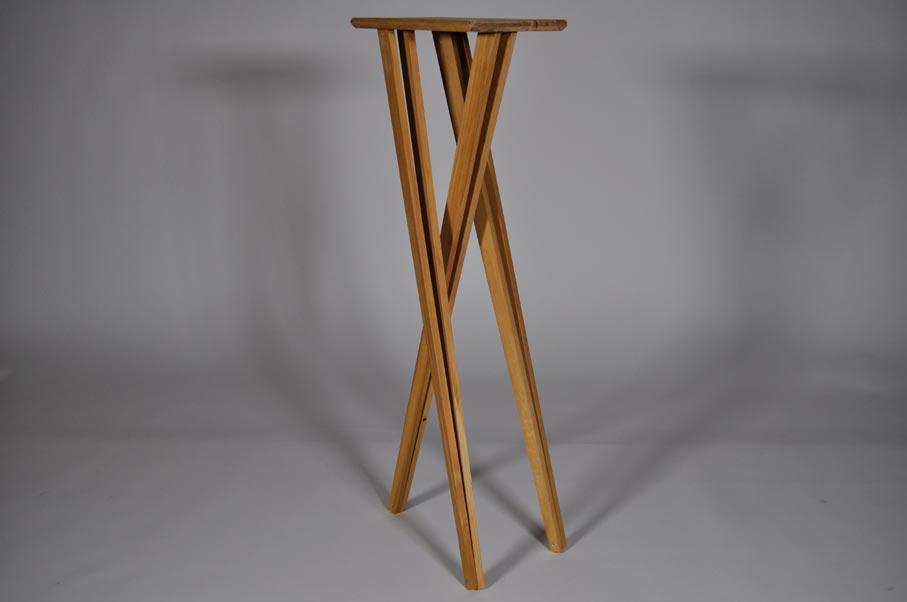 Speaker Stand - Recycled Totara - Mano