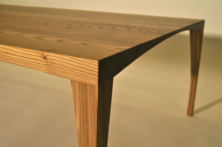 Elm Coffee Table by Mano Timber Detail