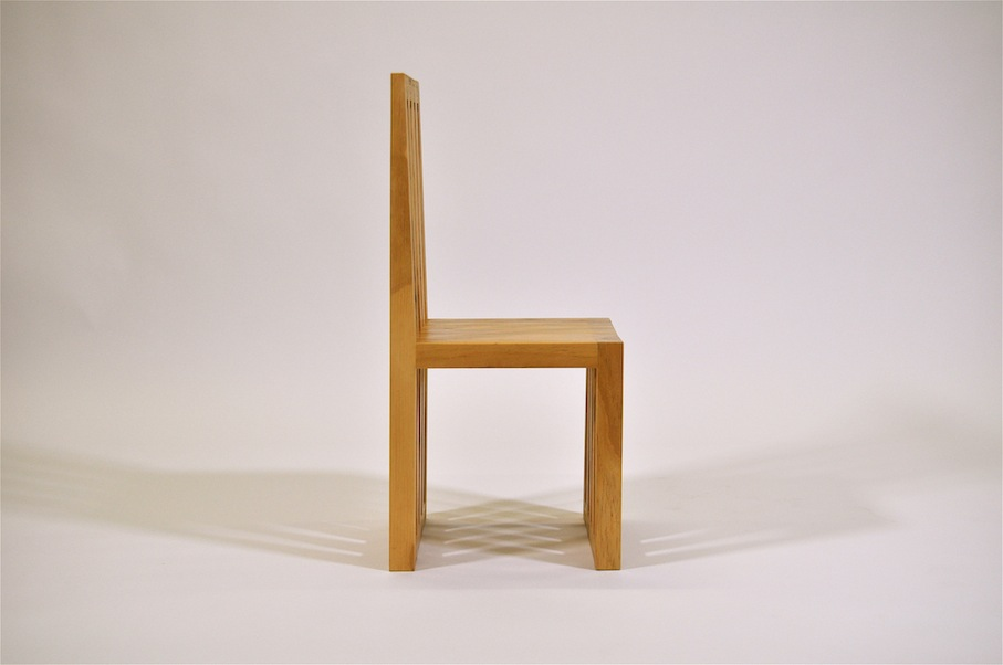 Il Mio Child's chair