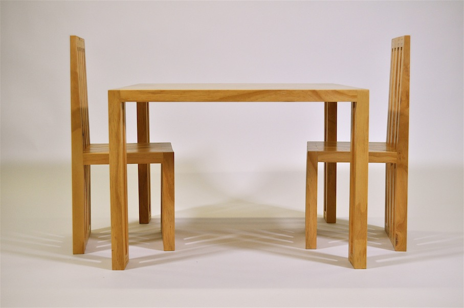 Il Mio - Child Table and Chair Set - Mano