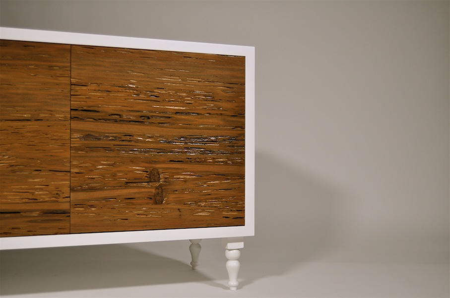 Reclaimed River Totara Sideboard - Mano Furniture