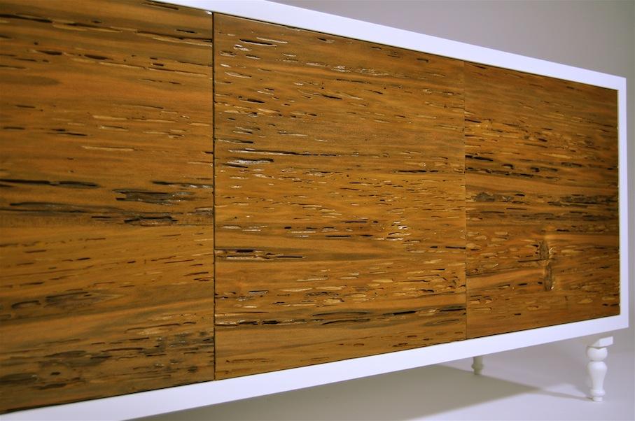 Reclaimed River Totara Sideboard - Mano Furniture