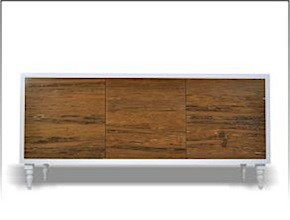 Mano Laca Sideboard – Reclaimed River Totara