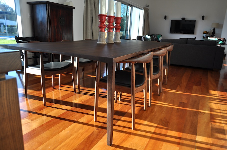 Oak Dining Table - 10 Seater