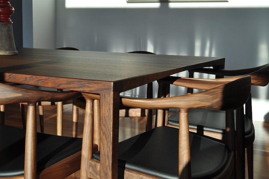 Oak Dining Table By Mano