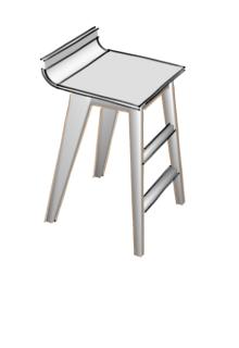 bar stools - Mano