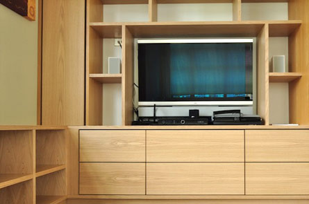 Inner City Entertainment Unit | Mano Design