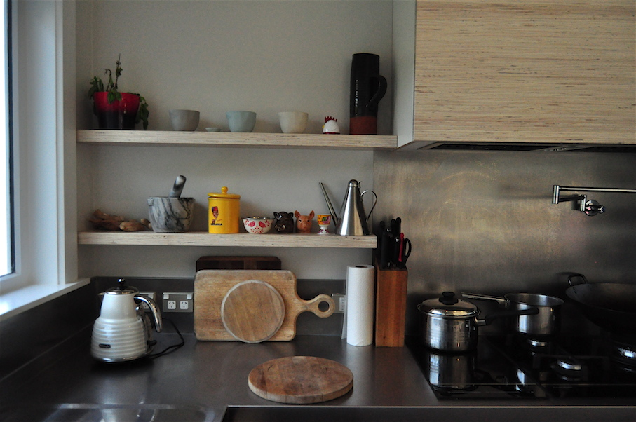 Mano Furniture Hataitai Kitchen_Shelves