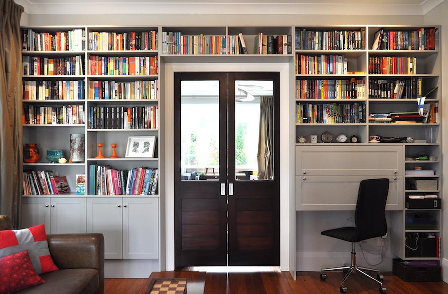 Mano_Furniture_Library_Shelving_fold_down_desk