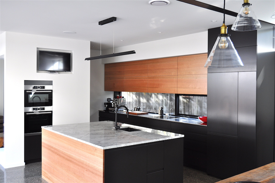 Mano Joinery Thorndon Kitchen